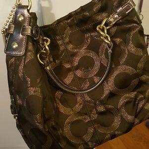 Coach bag EUC